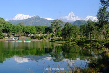 ネパール旅行する前に知っておきたい!ネパールの地理と気候とベストシーズン