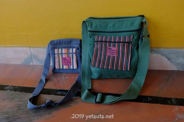 nepaal craftbags