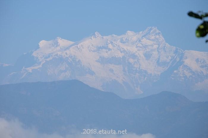 himaraya and sky
