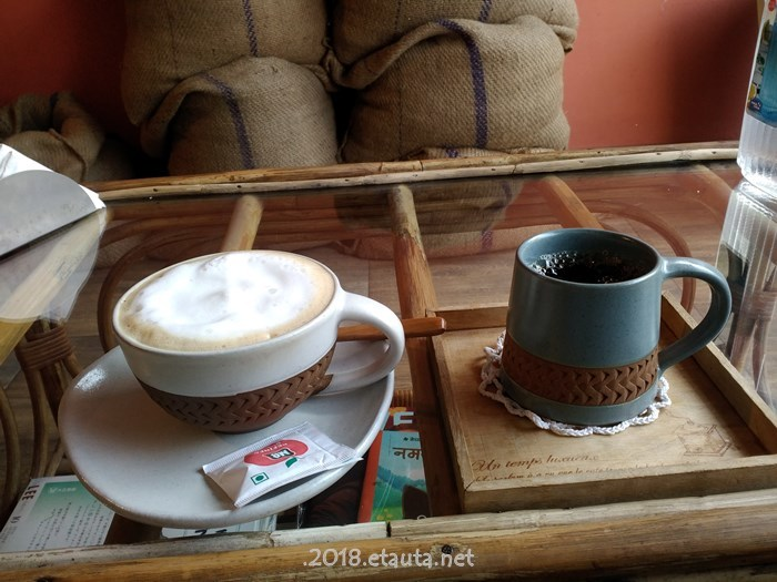 coffee and cafeole