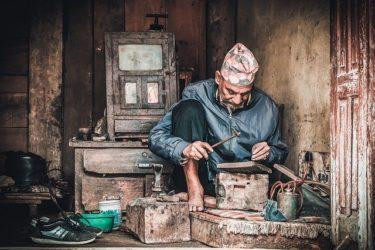 【ちょっと真面目なお話】 ネパールのお仕事事情~主要産業は`出稼ぎ'⁈