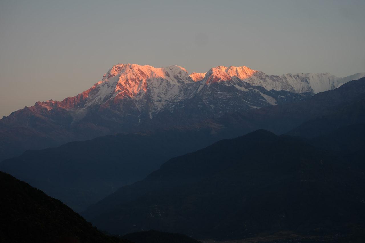 himal in nepal