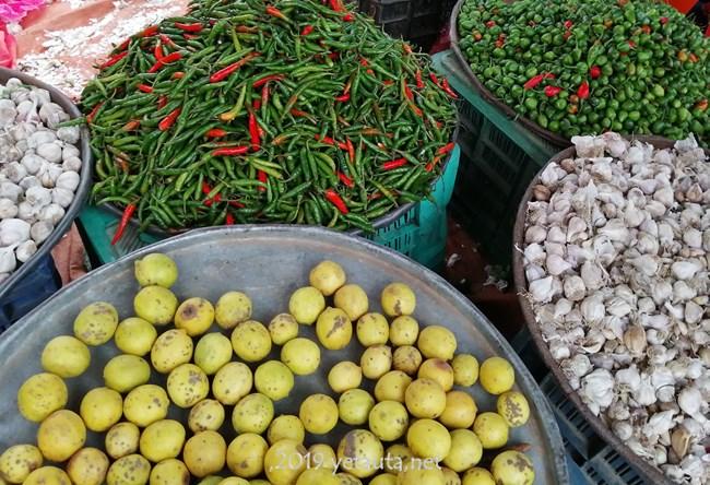 vegtable in nepal