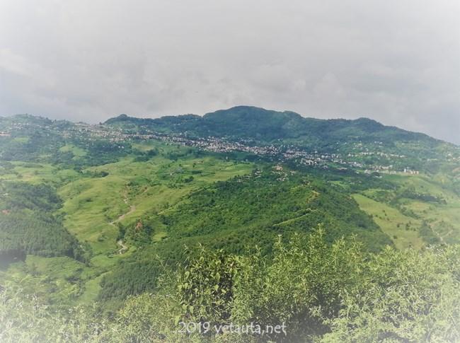 ghorka village view