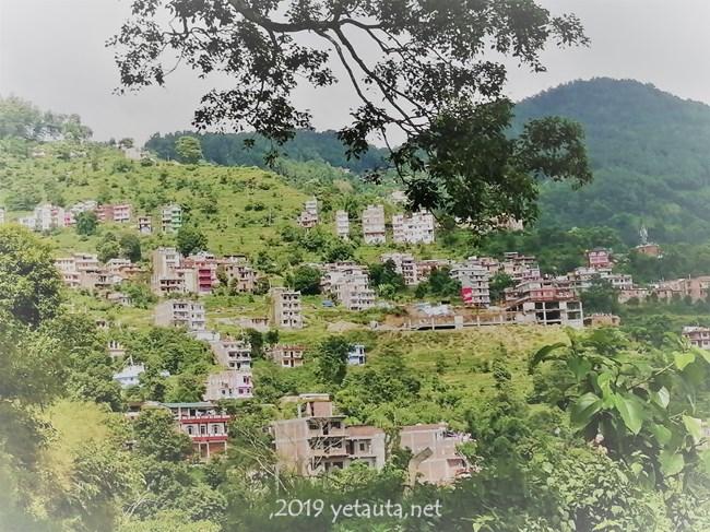 ghorka village in nepal